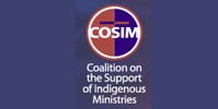 Coalition on the Support of Indigenous Ministries Logo