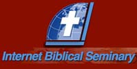 Internet Biblical Seminary Logo