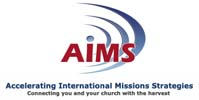 Accelerating International Missions Strategies Logo