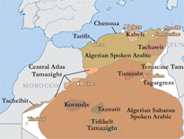 Languages of Algeria