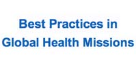 Best Practices in Global Health Missions Logo