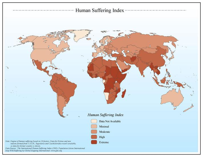 Human Suffering Index