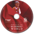 The cover of Peoples of the Buddhist World CD-ROM