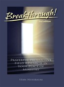 The cover for the book Breakthrough