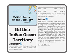 British Indian Ocean Territory – Operation World Profile