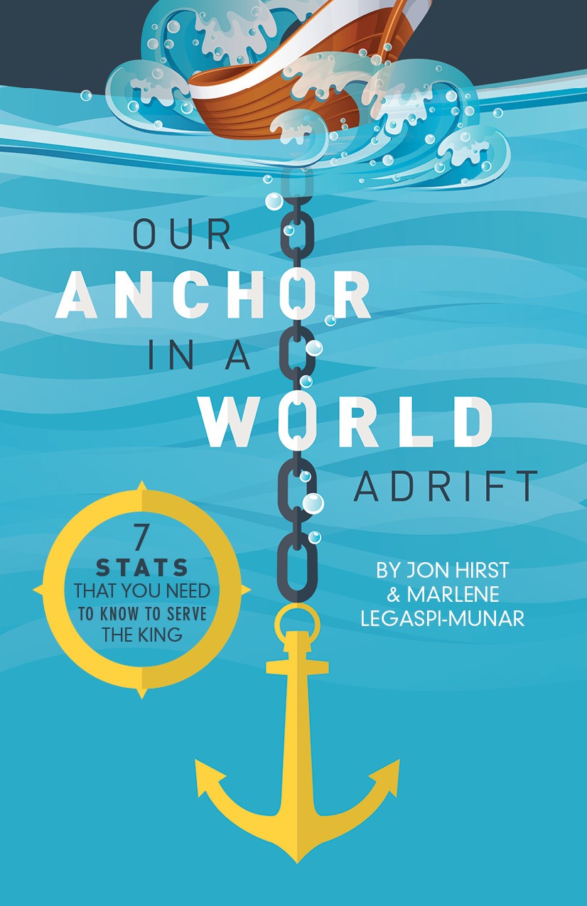 Our Anchor in a World Adrift