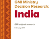 Decision Makers: India