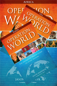 Operation World 7th Edition Regional Profiles